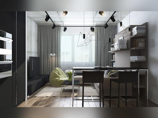 6 Beautiful Home Designs Under 30 Square Meters With Floor Plans Ukraine
