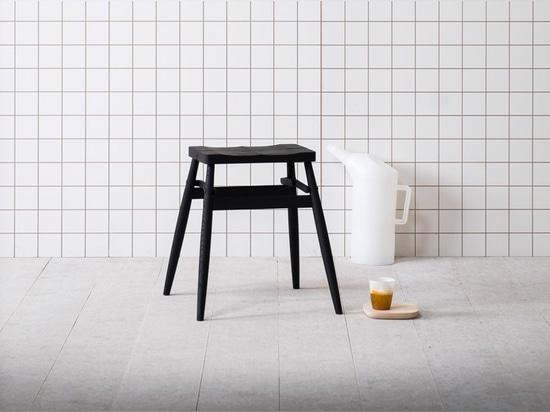 pinch design studio unveils a new range of handmade furniture at maison & object