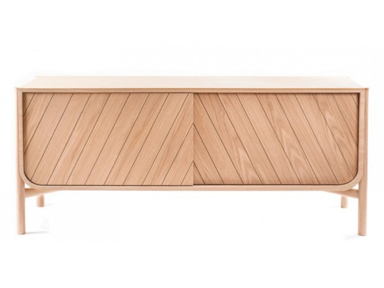 pierre-françois dubois designed the 'marius' sideboard