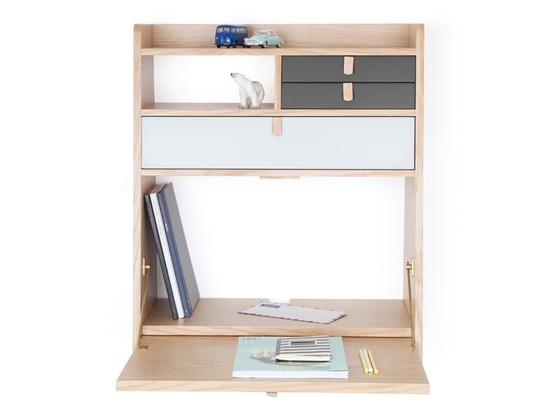 florence watine designed the 'gaston' wall secretary desk