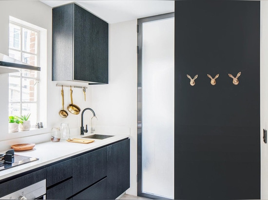 See how these designers made a small apartment feel bigger than it is