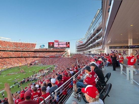 ARCHITECTUREThe 50th Superbowl at Levi's Stadium will be a net-zero energy game