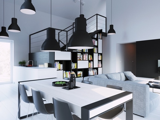 Dining Rooms That Mix Classic And Ultra-Modern Decor