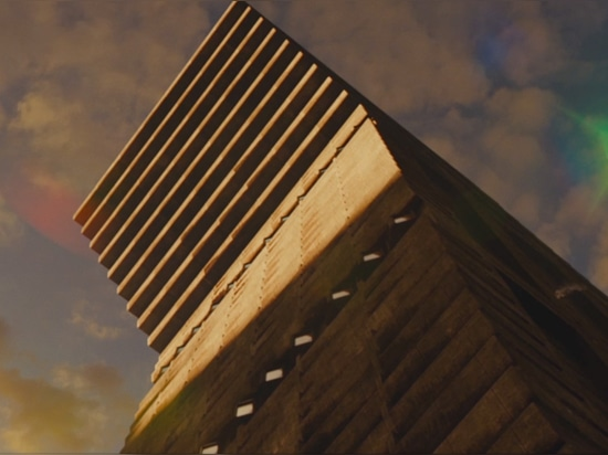 "High Rise is ""not a criticism of post-war architecture"" says director Ben Wheatley"