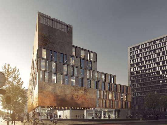 schmidt hammer lassen to realize dynamic campus for utrecht university of applied sciences