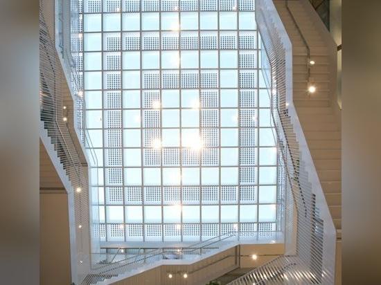 Polak Building / Erasmus University Rotterdam
