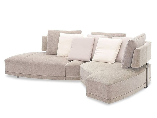 NEW: Transformable sofa WING Divanbase by JORI