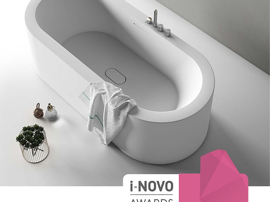News - Salone del mobile - Hall 24 Stand G01 - Ooh! The bathtub in Corian(R)from PLANIT handmade