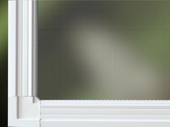 NEW: fixed insect screen by Servis Climax