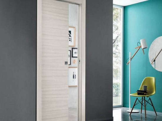 NEW: sliding door by SCRIGNO