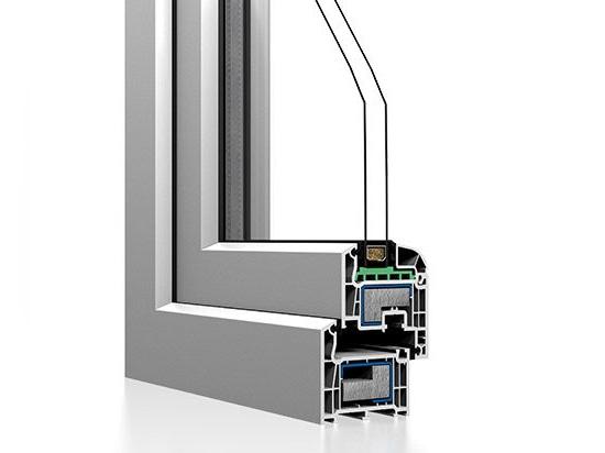 NEW: swing window by DAKO