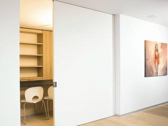 NEW: wood sliding door system by XINNIX DOOR SYSTEMS