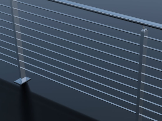 NEW: outdoor railing by MAPIER GROUP S.R.L.