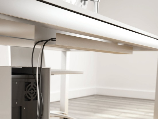 NEW: metal cable trunking by Systemtronic