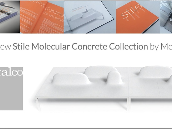 Stile Molecular Concrete: new design book now available