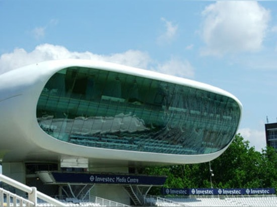 Media Center at Lord's