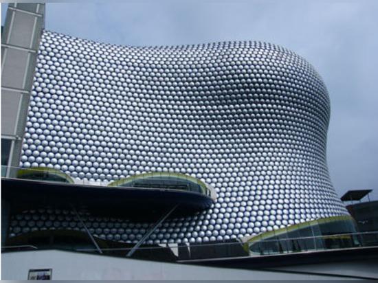 Birmingham - Selfridges Department Store, The Bull Ring Shopping Centre, Britain