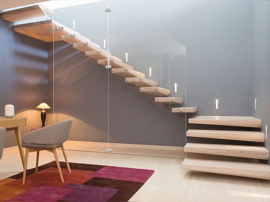 Treppenmeister offers breathtaking staircases.