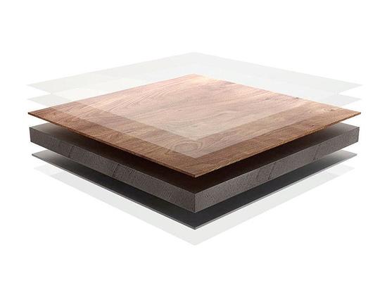 NEW: wooden cladding by PARKLEX