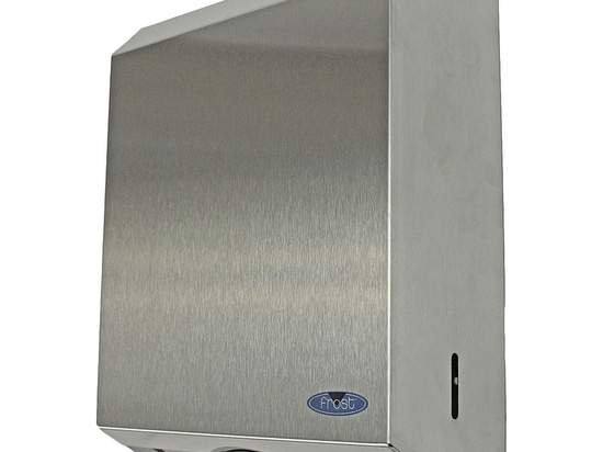 """MULTIFOLD AND """"C"""" FOLD TOWEL DISPENSER by FROSt"""