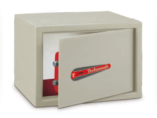 NEW: wall-mounted safe by TECHNOMAX