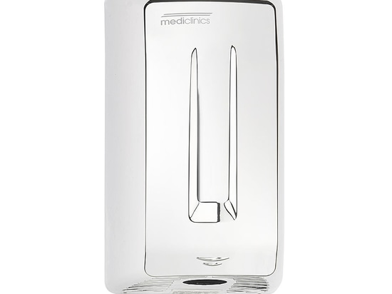 M04AC automatic hand dryer by Mediclinics, s.a.