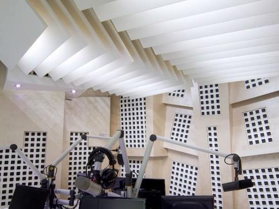 NEW: acoustic suspended ceiling by Armstrong ceilings - Europe
