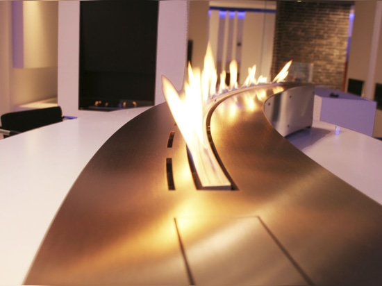 NEW: bioethanol fireplace by Decoflame