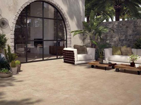 NEW: raised access floor / porcelain stoneware by CERAMICHE MARCA CORONA