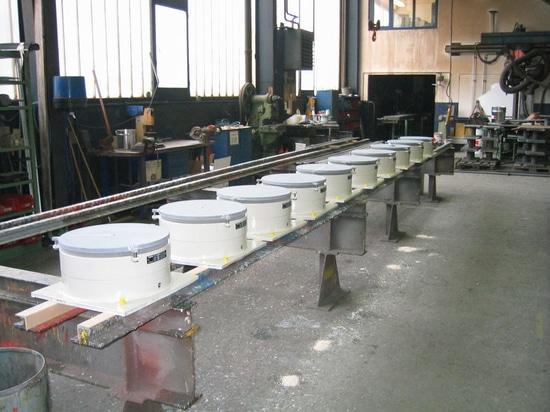 NEW: bearing pad / structural by Mageba