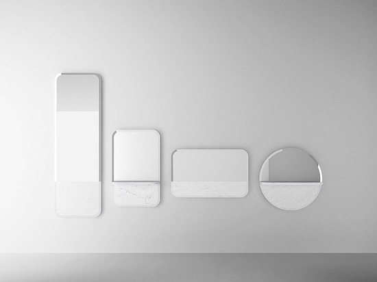 NEW: Alaka Mirror by Sylvain Willenz