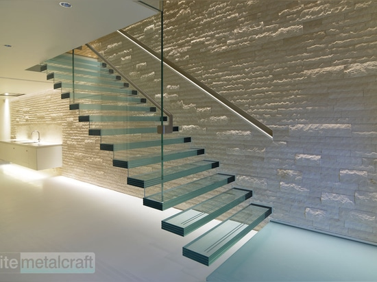 NEW: straight staircase by elite metalcraft