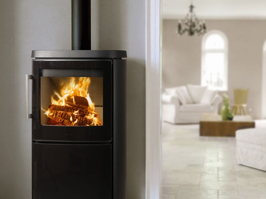 NEW: wood heating stove by HWAM Intelligent Heat AS