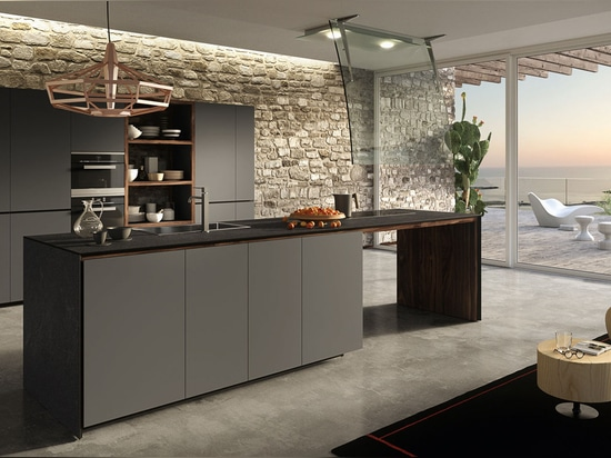 FORMA MENTIS by Valcucine