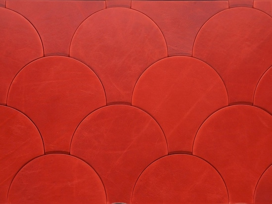 3D Leather Panel