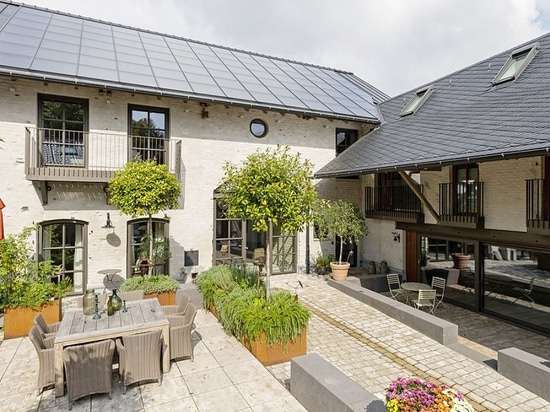 Wilde 16 - an old manor becomes a model for sustainable building