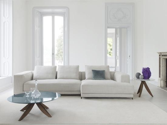 NEW: corner sofa by BERTO SALOTTI
