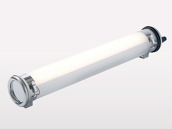 The AMUNDSEN 100, the LED luminaire for applications in negative temperatures