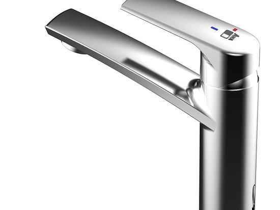 Sydney basin mixer designed by Awa Faucet Ltd wins Red Dot Award 2015