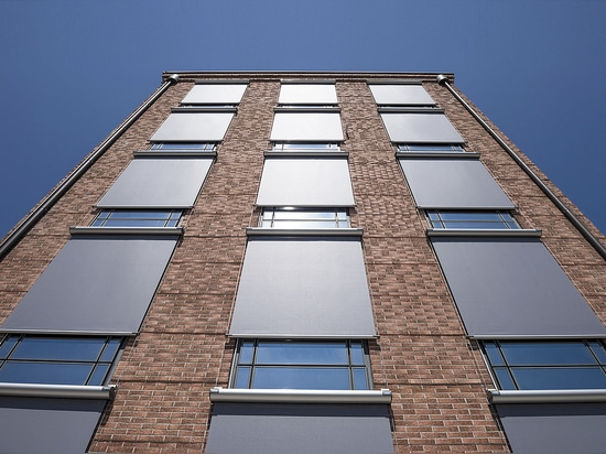 Drop Awnings for Facades