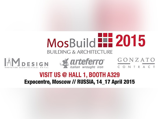 MosBuild 2015 Exhibitions