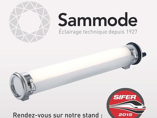 SAMMODE attends the SIFER 2015