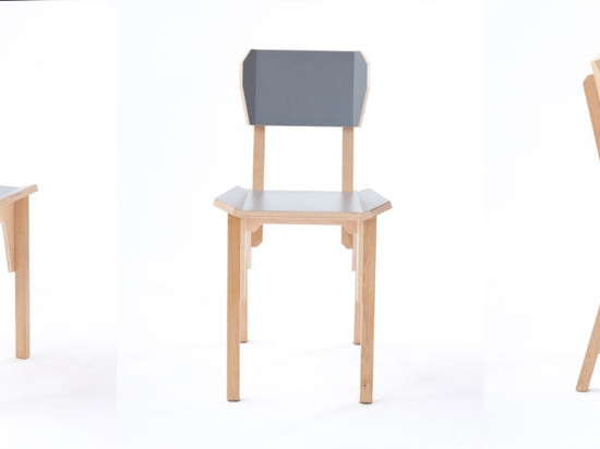NEW: contemporary chair by VIJ5