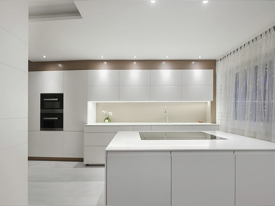 The latest Corian(R) kitchen from Planit