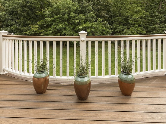 NEW: outdoor railing by Trex Inc.