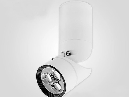 Mister. M - surface mounted LED focusable spotlight