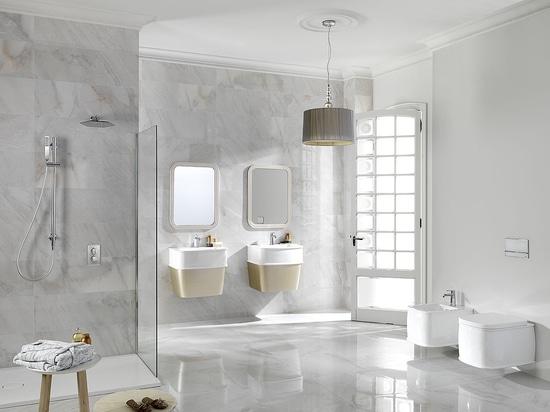 CHELSEA A new range of exquisite bathroom pieces wiht a unique Belle Epoque appearance.