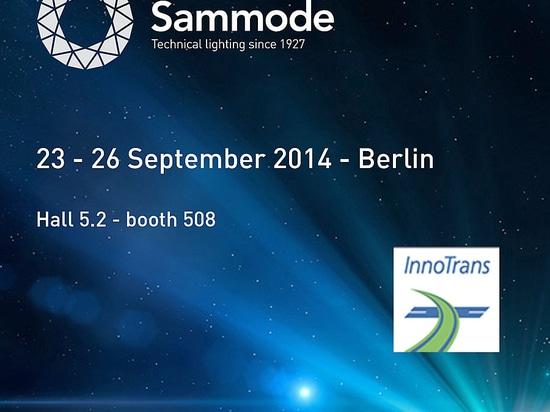 SAMMODE will attend InnoTrans Trade Fair 2014