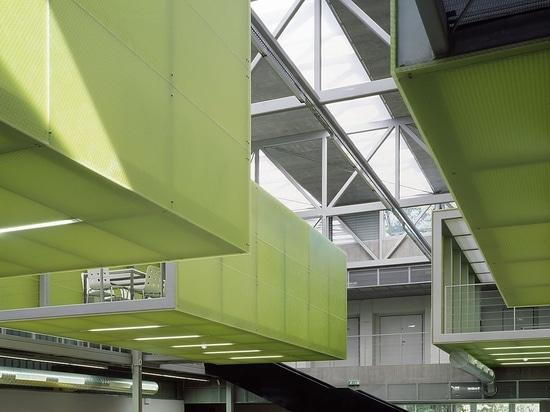 Bencore for Technic University of Prague