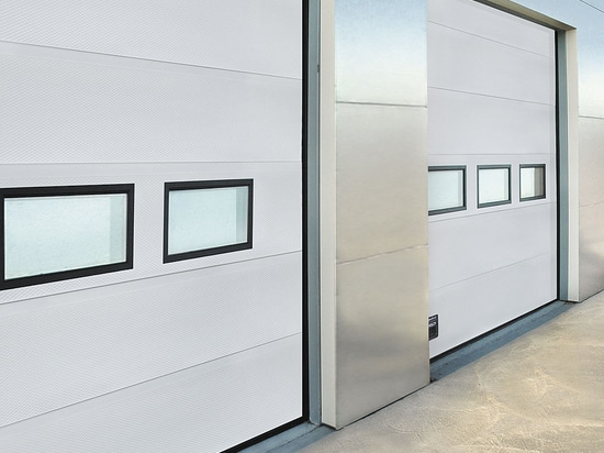 ASSA ABLOY Entrance Systems introduce the next generation of overhead sectional doors